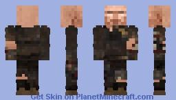 Survivor of the Last Days Minecraft Skin