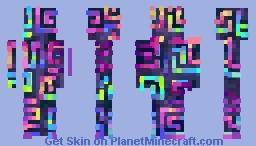 MC Glitch Minecraft Skin