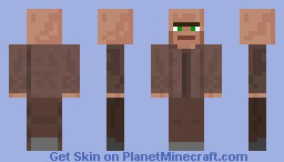 how to change villager skin in minecraft