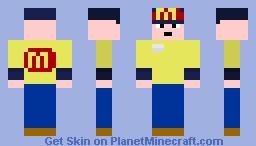 MC Minecraft Skin