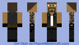 McHeaven -Random Guy- Minecraft Skin