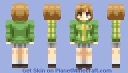 Chie Satonaka [Persona 4] Minecraft Skin