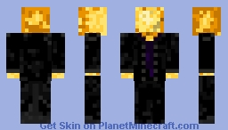 MrHandsomePotato Minecraft Skin