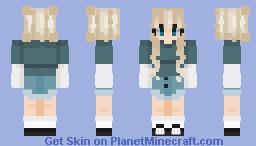 `` P e r s o n a `` Minecraft Skin