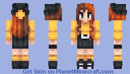 Bewitching Minecraft Skin