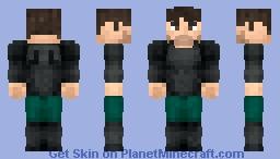 Lorax - My Personal Skin, May 2020 Minecraft Skin