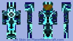0Vertix skin Minecraft Skin