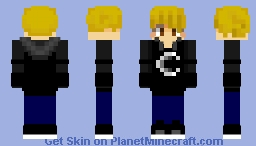 Kawaii Logan Minecraft Skin