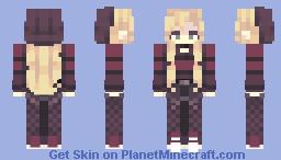 Me IRL // CE Minecraft Skin
