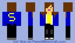 Me ! Minecraft Skin