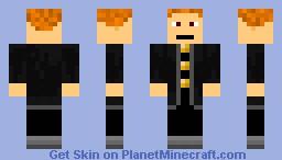Me + Israphel Minecraft Skin