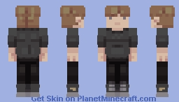Hello, its me... Minecraft Skin