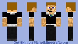 MrZakieGeorge Minecraft Skin