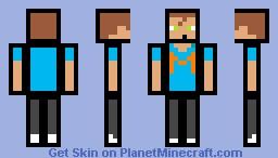 Block Dude ( On Mc Mondays ! ) Minecraft
