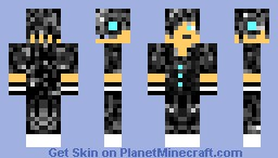 Yours Truly Minecraft Skin