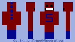 Me in minecraft Minecraft Skin