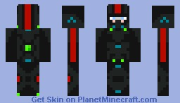 Suit thing Minecraft Skin