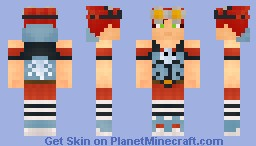 Mechromancer Minecraft Skin