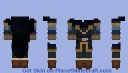 Medieval Noble Clothes Minecraft Skin