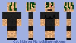 Medusa Minecraft Skin