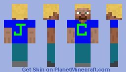 cj899 Minecraft Skin