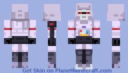 Transformers · Leader Megatron · G1 Minecraft Skin