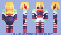the star . moltenoni Minecraft Skin