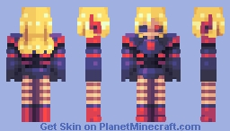 mechanical instinct . moltenoni Minecraft Skin