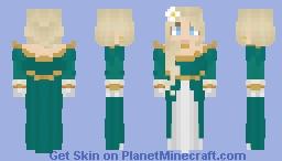 MegRae - Skin remake Minecraft Skin