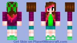 Tigerlily *update Minecraft Skin