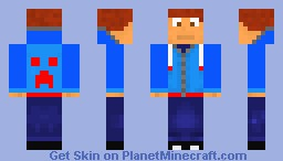 Me in real life. Minecraft Skin