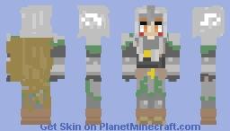 Meklavar (Monsters and Mana Pidge Character) Minecraft Skin