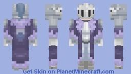 Melarian Officer Minecraft Skin