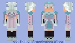 Melia Antiqua Minecraft Skin