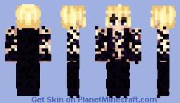 Meliodas Asalt Mode  Leader of the ten commandments Minecraft Skin