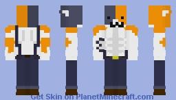 Meowscles - V2 [Fortnite] Minecraft Skin