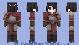 𝘮𝘦𝘳𝘢𝘬𝘪 ⋆ 𝘤𝘰𝘮𝘮𝘪𝘴𝘴𝘪𝘰𝘯 ⋆ 𝘧𝘳𝘱 Minecraft Skin