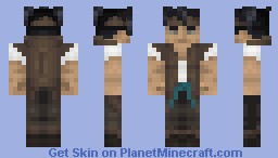 RPG Skin: Mercenary