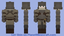 Some Questionable Mercenary from a Land Far, Far Away! Minecraft Skin