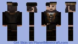 Medieval Merchant Minecraft Skin