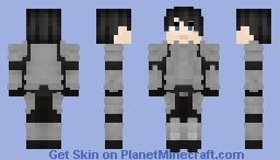 Fantasy Mercenary (alt in description) Minecraft Skin