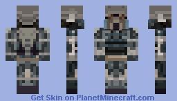Stalker: Merc Master Minecraft Skin