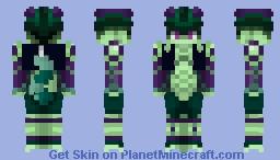 Meruem Minecraft Skin