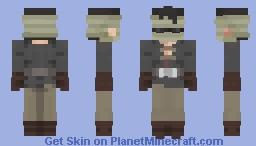 Mesar The Pious - Fearane Minecraft Skin