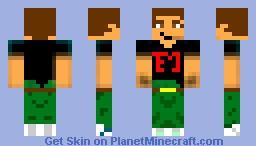 Temghis Minecraft Skin