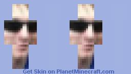 Messirve 😎 Minecraft Skin