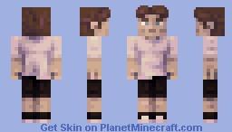 Me tbh Minecraft Skin