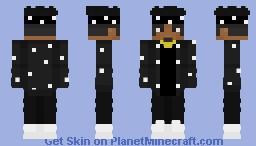 Metro Boomin Minecraft Skin