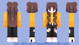 metropolitan Minecraft Skin