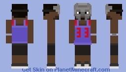 I'm here to see MF DOOM Minecraft Skin